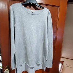 Joan Vass Studio sweater